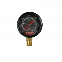 Brake Pressure Gauge by LEED Brakes