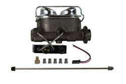 4 Wheel Drum Brake Dual Bowl Master Cylinder Kit