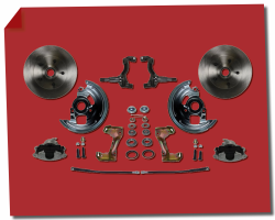 Universal Fit Products - Universal Front Disc Brake Conversions