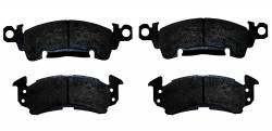Disc Brake Parts - Brake Pads - Replacement Brake Pads