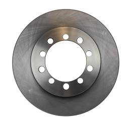 Disc Brake Parts - Brake Rotors - LEED Brakes - Front replacement rotor