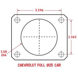 Rear Disc Brake Conversion Kit - GM Full Size - Image 2