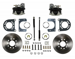 Rear Disc Brake Conversion Kit - GM Full Size