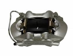 LEED Brakes - Power Disc Brake Conversion 64.5-66 Ford Manual Trans | 4 Piston Calipers MaxGrip XDS Rotors - Image 3