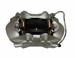 LEED Brakes - Power Disc Brake Conversion 64.5-66 Ford Manual Trans | 4 Piston Calipers MaxGrip XDS Rotors - Image 2